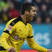 Mkhitaryan's Manchester United deal could still happen, says agent