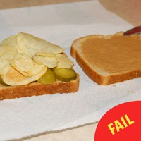 The Wikipedia entry for the crisp sandwich is an insult to the nation of Ireland
