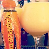 This Dublin pub has just created the greatest hangover cure - the Lucozade Daiquiri