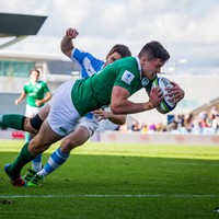 As it happened: Ireland v Argentina, World Rugby U20 Championship semi-final