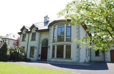 If your home is your castle, this Waterford house is not far off