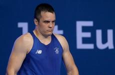 Olympic heartbreak for Darren O'Neill as he crashes out in Baku qualifier