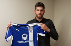 Ched Evans to return to professional football after signing contract with Chesterfield