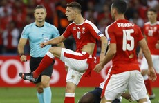 'I hope Puma don't make condoms' - Shaqiri on torn Swiss shirts