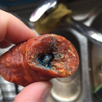Dog owner foils attempt to kill pet using sausage laced with rat poison