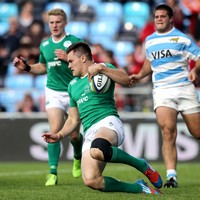 All the tries as Ireland U20s secure place in World Championship final