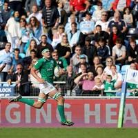Ruthless first-half performance sends Ireland to first U20 Championship final