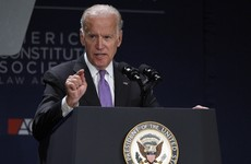 Joe Biden's visit will close roads in Dublin