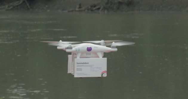 Drone to bring abortion pills across the border to Northern Ireland today