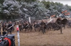 That massive Game of Thrones battle was filmed in this suburban Irish field
