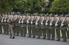 The Defence Forces will review its data protection rules after an officer lost crucial notes