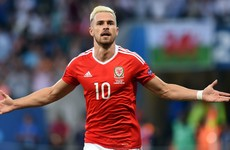 Aaron Ramsey backs Wales to extend their stay in France