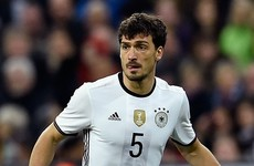 Hummels reveals reason behind Manchester United transfer snub