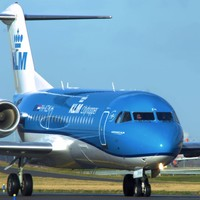 A new twice-daily flight from Dublin to Amsterdam has been announced