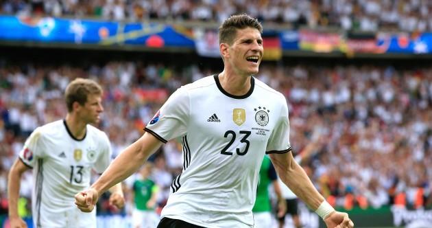 As it happened: Northern Ireland v Germany, Euro 2016