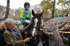 Nicholls: This is the best day I have ever had