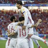 As it happened: Croatia v Spain and Czech Republic v Turkey - Euro 2016