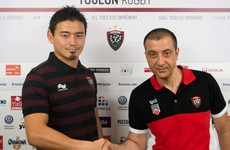 Toulon president Boudjellal insists Goromaru signing is not a marketing stunt