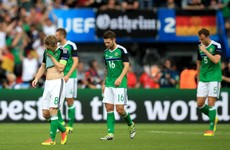 Northern Ireland still in the race for knockout place despite narrow defeat to Germany
