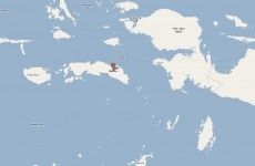 Earthquake hits Eastern Indonesia