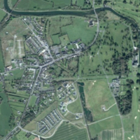 Quiz: Can you name the Irish town from above?
