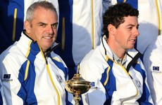 'I think it's disappointing as an Irishman' - Ireland team captain Paul McGinley