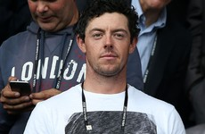 'I have cried tears & spilled blood in trying to qualify for Rio' - reacting to Rory's decision