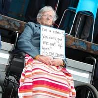 Thousands turn out to protest Abbeyleix nursing unit closure