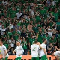 Here's how Ireland reacted to tonight's big win