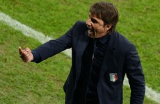 Conte: Ireland got more than they deserved
