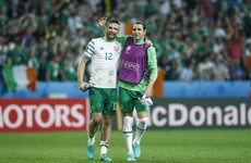 'It will be hard to top' - Shane Duffy takes chance after learning of call-up late on
