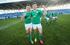 Munster centre Daly destined for academy after World Championship final