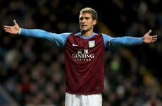 Three years after retiring because of leukaemia, Stan Petrov is back with Aston Villa