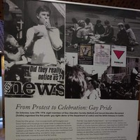 """""""There's a wider story beyond the marriage equality referendum"""": The new exhibition that's showcasing 40 years of LGBT activism"""