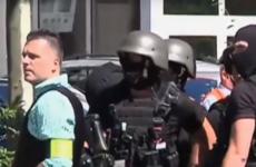 Gunman dead after barricading himself into German cinema