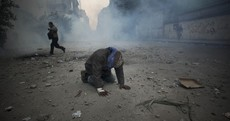In photos, video: Hundreds injured in Tahrir Square clashes