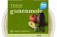 Tesco recalls guacamole over salmonella concerns