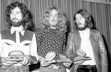 Led Zeppelin officially did NOT steal the intro to Stairway to Heaven