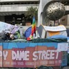 Occupy Dame Street protesters warned of legal action