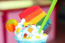 This Dublin sweet cafe has created a decadent rainbow ice cream cup for Pride