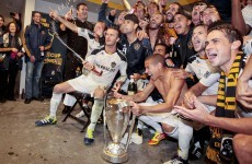 WATCH: Robbie's the architect as LA Galaxy claim MLS Cup