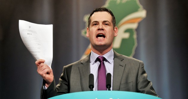 Pearse Doherty: 'Despite my passion to be part of Sinn Féin, being a TD is something I may regret'