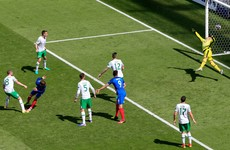 Analysis: Ireland's left side a recurring problem at Euro 2016