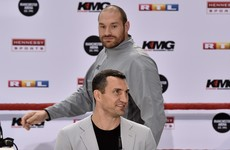 Fury-Klitschko rematch postponed as heavyweight champion sprains his ankle