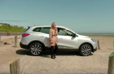 Kirsteen O'Sullivan test drives the new Renault Kadjar for DoneDeal