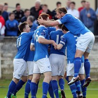 Mailey volley helps Harps climb table with comfortable win in Longford
