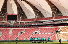 'We play a smart, tactical game' - Best's Ireland not buying Bok barbs