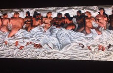Everyone's talking about Kanye West's new music video with a raft of naked 'celebs'