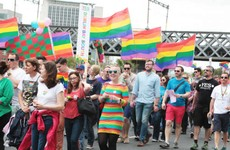 Tens of thousands expected in Dublin for annual Pride parade