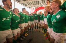 Before the World Championship we asked the Ireland U20 squad what they hoped to achieve